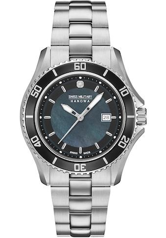 Swiss Military Hanowa Schweizer Uhr »NAUTILA PEARL, 06-7296.7.04.007« kaufen