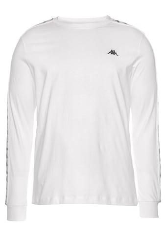 Kappa Langarmshirt »T-SHIRT LONGSLEEVE« kaufen