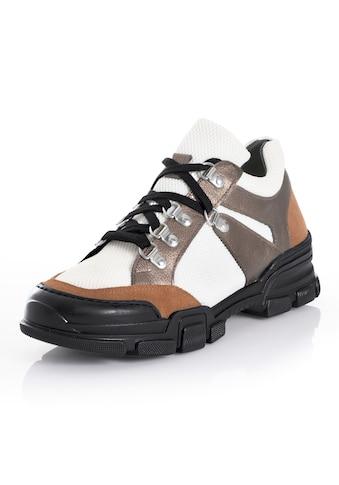 Alba Moda Sneaker, mit Bergsteigerschnürung kaufen