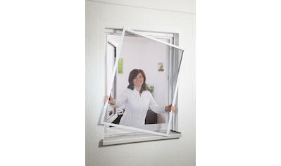 HECHT Insektenschutz - Fenster »COMPACT«, weiß/anthrazit, BxH: 130x150 cm kaufen