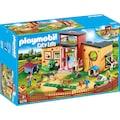 Playmobil® Konstruktions-Spielset »Tierhotel Pfötchen (9275), City Life«, Made in Germany