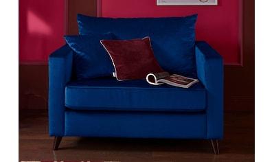 Guido Maria Kretschmer Home&Living Sessel »Renesse«, lose Kissen, Keder an Sitzkissen kaufen