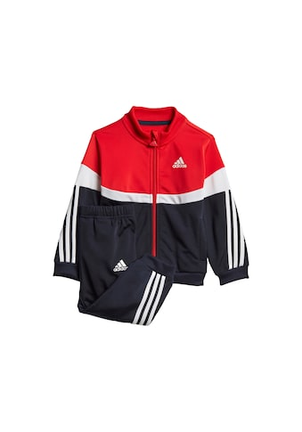 adidas Performance Trainingsanzug »SHINY BADGE OF SPORT 3-STREIFEN«, (Set, 2 tlg.) kaufen