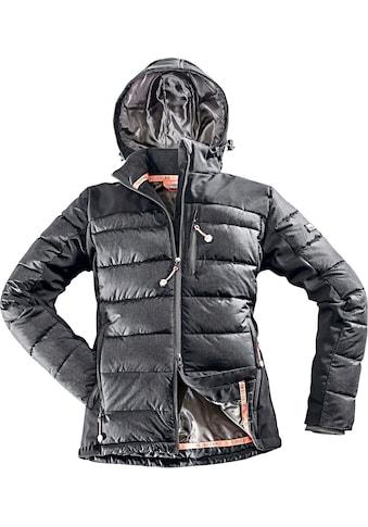 Bullstar Steppjacke »Worxtar«, Arbeitsjacke, Winterjacke kaufen