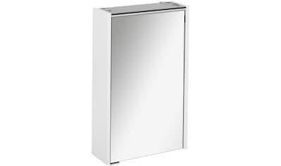 FACKELMANN Spiegelschrank »Denver«, 1 Türen, innen verspiegelt, Kante Spiegeltüre Alu - Optik kaufen