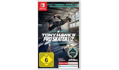 Activision Spiel »Tony Hawk's Pro Skater 1+2«, Nintendo Switch kaufen