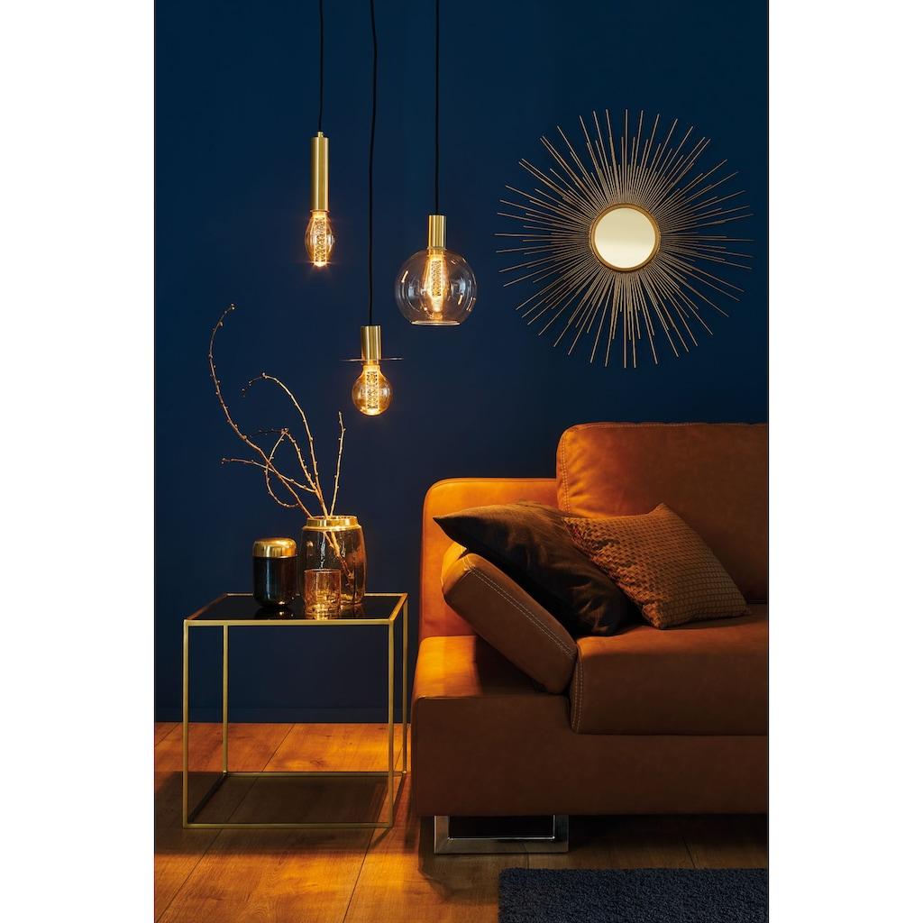 Paulmann LED-Leuchtmittel »Vintage-Kolben ST64 Inner Glow 4W E27 Gold mit Innenkolben Ringmuster«, E27, 1 St.