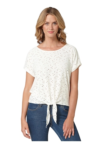 Ambria Shirt mit wunderschönem Lochmuster kaufen