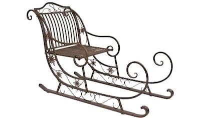 Dekofigur »Schlitten«, Breite 150 cm kaufen
