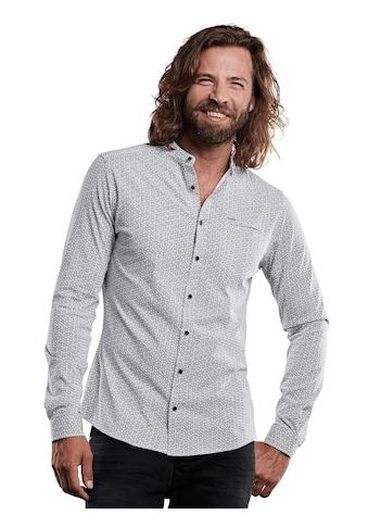 emilio adani Hemd aus softem Baumwoll-Jersey kaufen