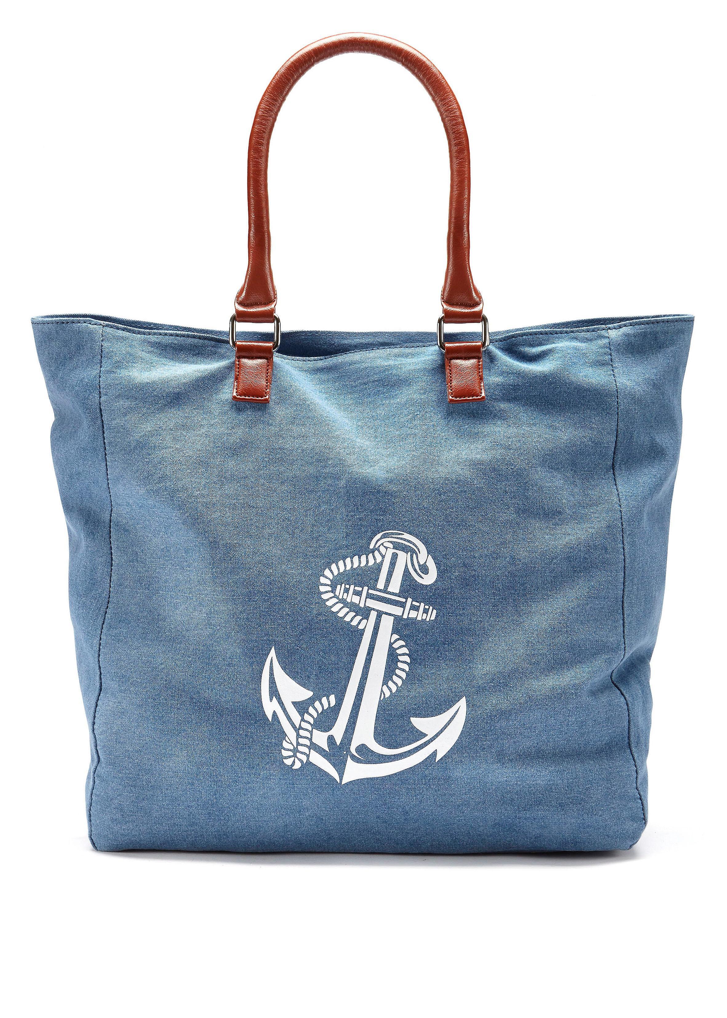 LASCANA Strandtasche | Taschen > Handtaschen > Strandtaschen | Lascana