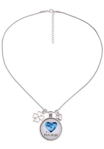 leslii Halskette mit Trachten-Anhänger kaufen