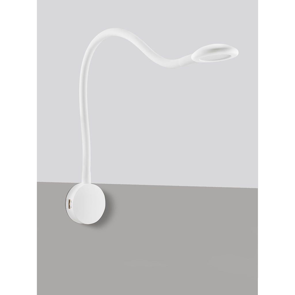 Bettleuchte, LED-Board, 2 St., Neutralweiß
