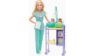 """Mattel® Anziehpuppe """"Barbie Kinderärztin, blond"""" kaufen"""