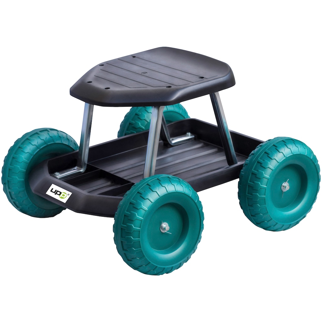 UPP Transportwagen, Garten-Rollsitz, H: 33 cm