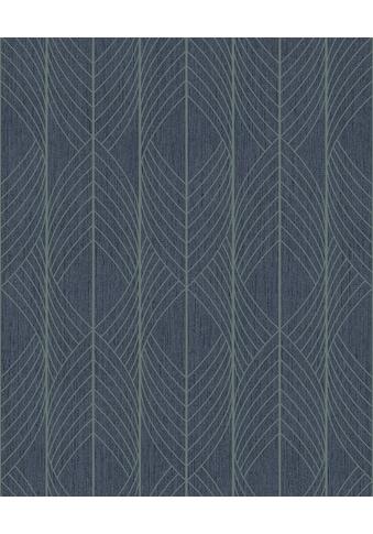 Art for the home Vliestapete »Chiq Gestreift«, Streifen, Blau - 53x10m kaufen