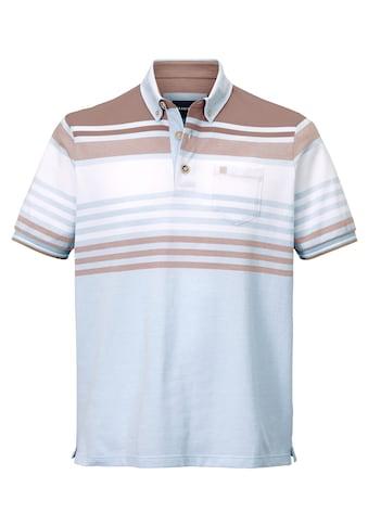 Babista Poloshirt mit Button-Down-Kragen kaufen