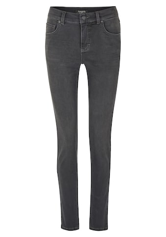 ANGELS Skinny-fit-Jeans, 'Skinny' in Coloured Dneim kaufen