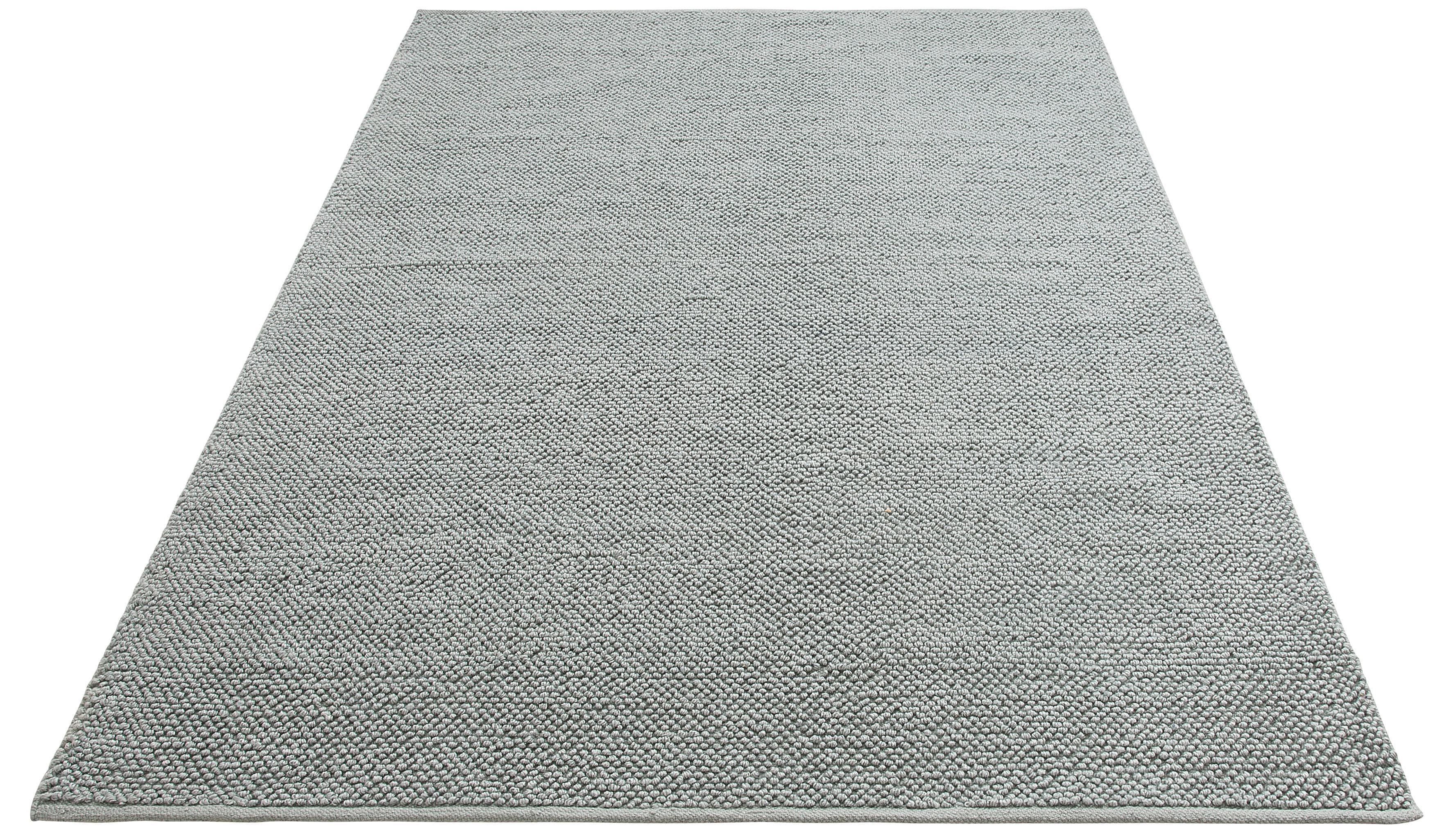 Teppich Thees Home affaire Collection rechteckig Höhe 9 mm handgewebt
