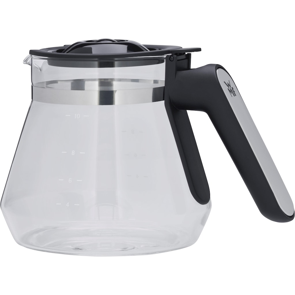 WMF Filterkaffeemaschine LONO Aroma Glas, Papierfilter 1x4