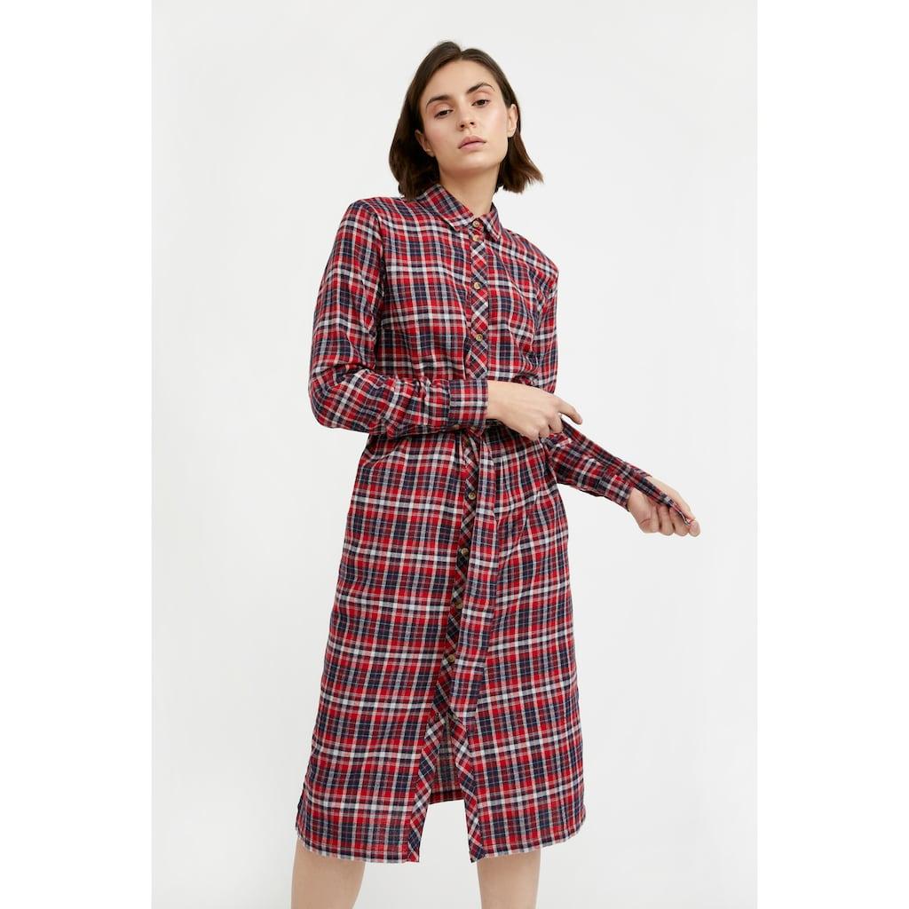 Finn Flare Jerseykleid, mit langen Ärmeln