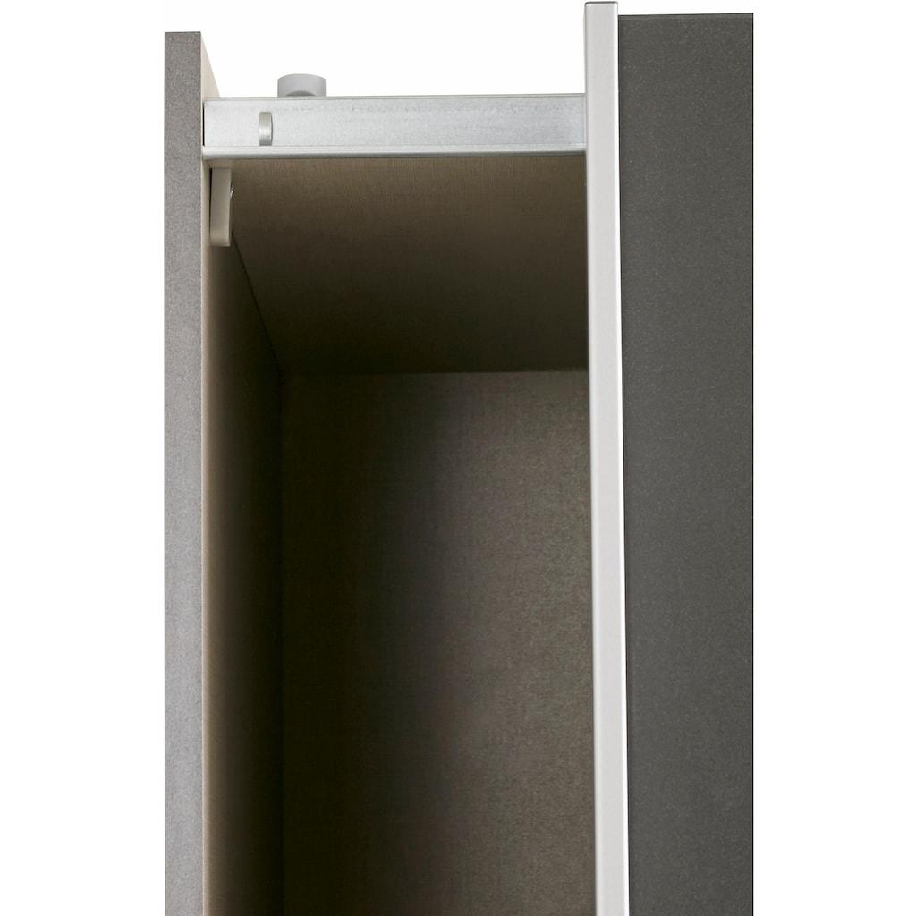 rauch BLUE Schwebetürenschrank »Prenzlau«, mit Spiegel