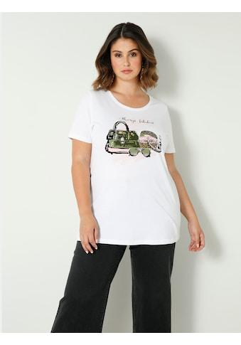 Sara Lindholm by Happy Size Print - Shirt kaufen