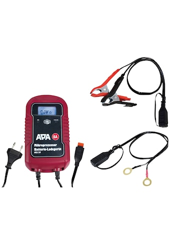 APA Batterie-Ladegerät, 8000 mA, 6/12V kaufen