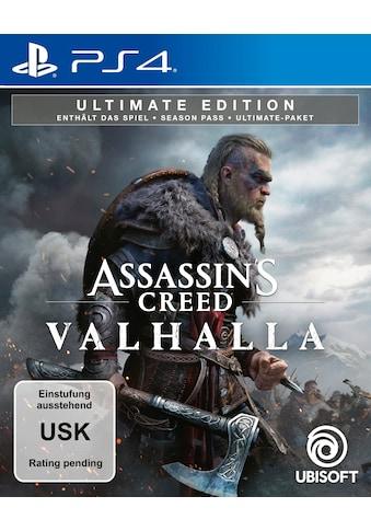 Assassin's Creed Valhalla  -  Ultimate Edition PlayStation 4 kaufen