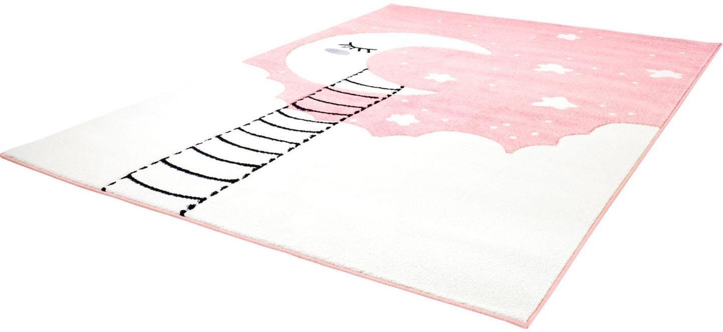 Kinderteppich Bueno Kids 1314 Carpet City rechteckig Höhe 13 mm maschinell gewebt