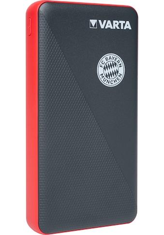 VARTA Powerbank »Power Bank FC BAYERN«, 15000 mAh kaufen
