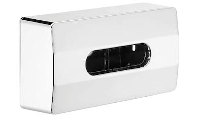 NIE WIEDER BOHREN Feuchttücherbox »Pro V2«, hochglanzverchromt kaufen