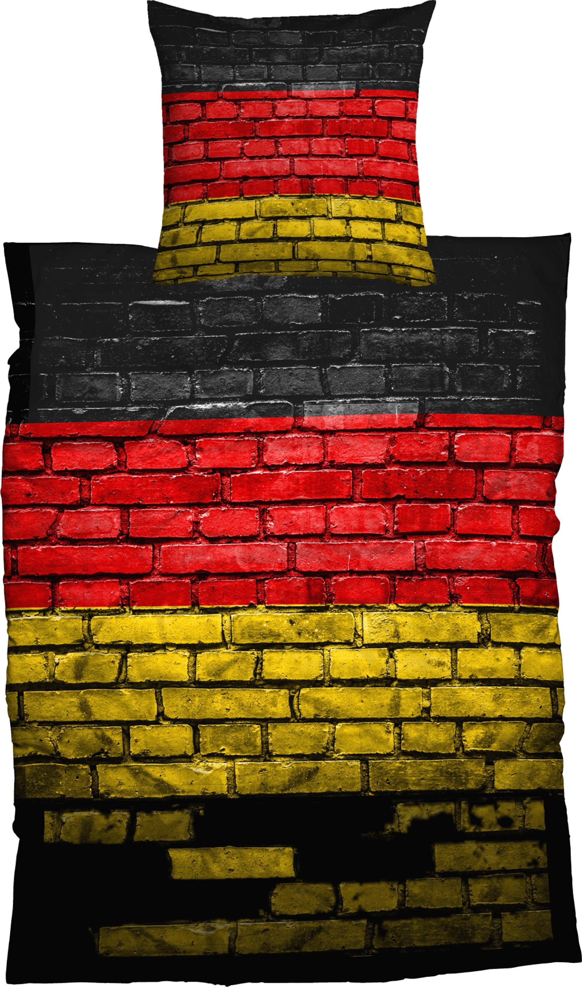 Bettwäsche German Flag CASATEX