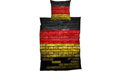 Bettwäsche »German Flag«, CASATEX kaufen