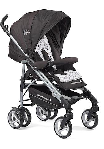 Gesslein Kinder-Buggy »S2 + Loop, Punkte«, mit schwenkbaren Vorderrädern; Made in... kaufen