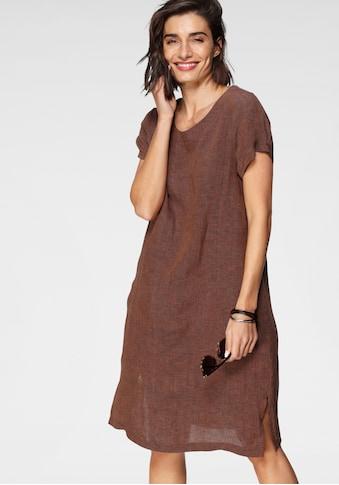 SAMMER Berlin Sommerkleid, Leinenkleid in kurzer Form kaufen