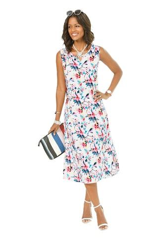 Alessa W. Kleid mit floralem Digitaldruck kaufen