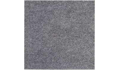 Andiamo Teppichfliese »Skandi Nadelfilz«, rechteckig, 4 mm Höhe, 100 Stück (16 m²), selbstklebend, für Stuhlrollen geeignet kaufen