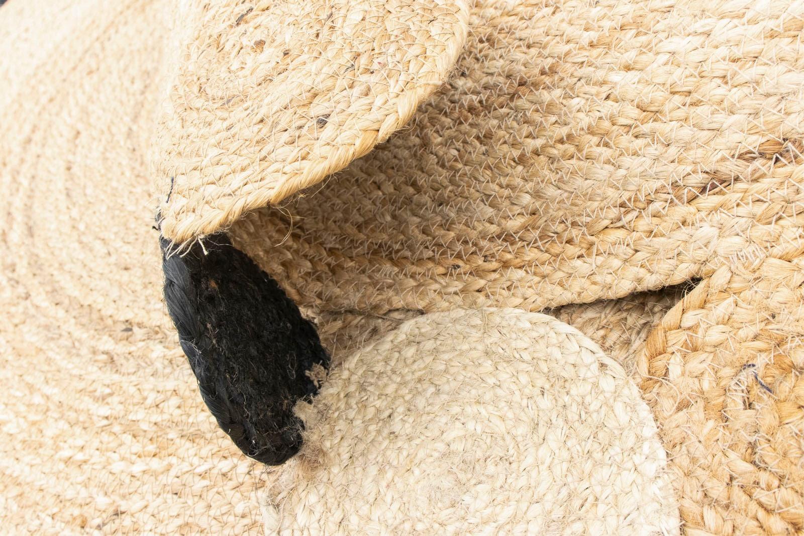 morgenland Teppich Sisalteppich Boldo, oval, 6 mm Höhe beige Esszimmerteppiche Teppiche nach Räumen