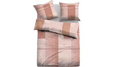 TOM TAILOR Bettwäsche »Kyra«, mit geometrischen Design kaufen