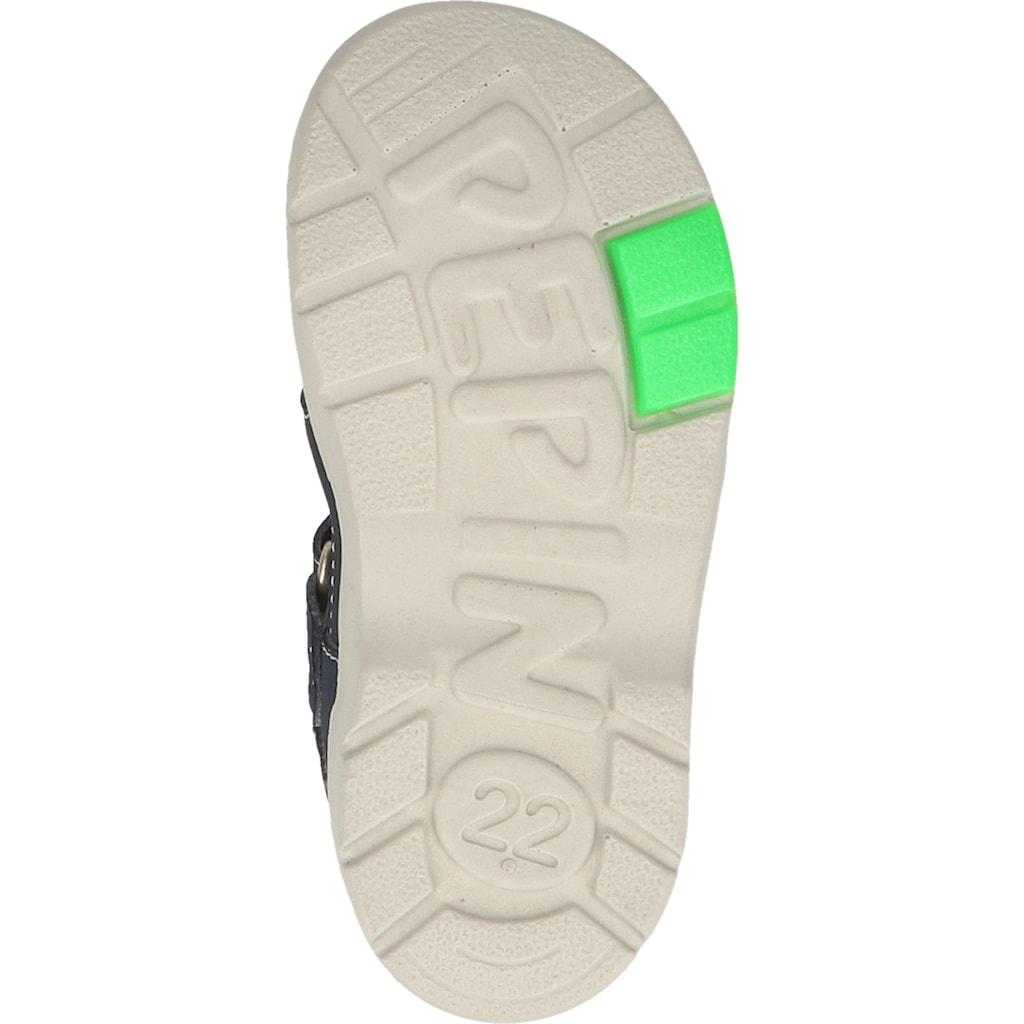 Pepino Sandale »Lederimitat/Textil«