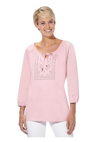 Classic Basics Shirt in Single - Jersey - Qualität kaufen