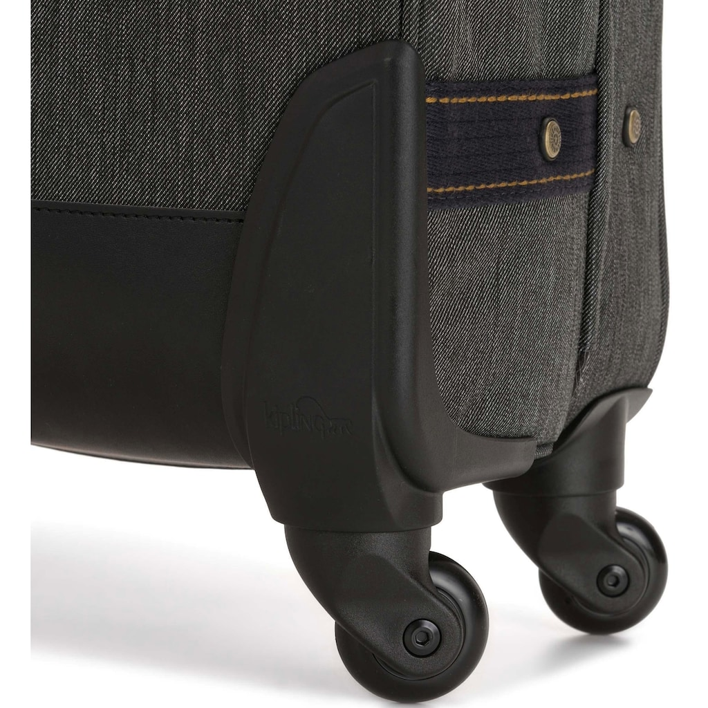 KIPLING Weichgepäck-Trolley »Cyrah S, 55 cm, Black Indigo«