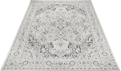 DELAVITA Teppich »Georgia«, rechteckig, 3 mm Höhe, Wohnzimmer, In- und Outdoor geeignet kaufen