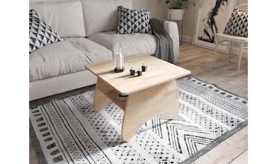 Home affaire Couchtisch »Madrid 70 x70« kaufen