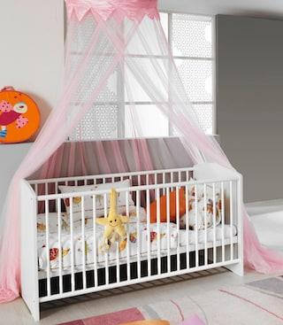 babybett amalfi auf rechnung kaufen baur. Black Bedroom Furniture Sets. Home Design Ideas