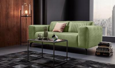Places of Style 2-Sitzer »Gerogia«, mit schöner Nahtverarbeitung im Rücken kaufen