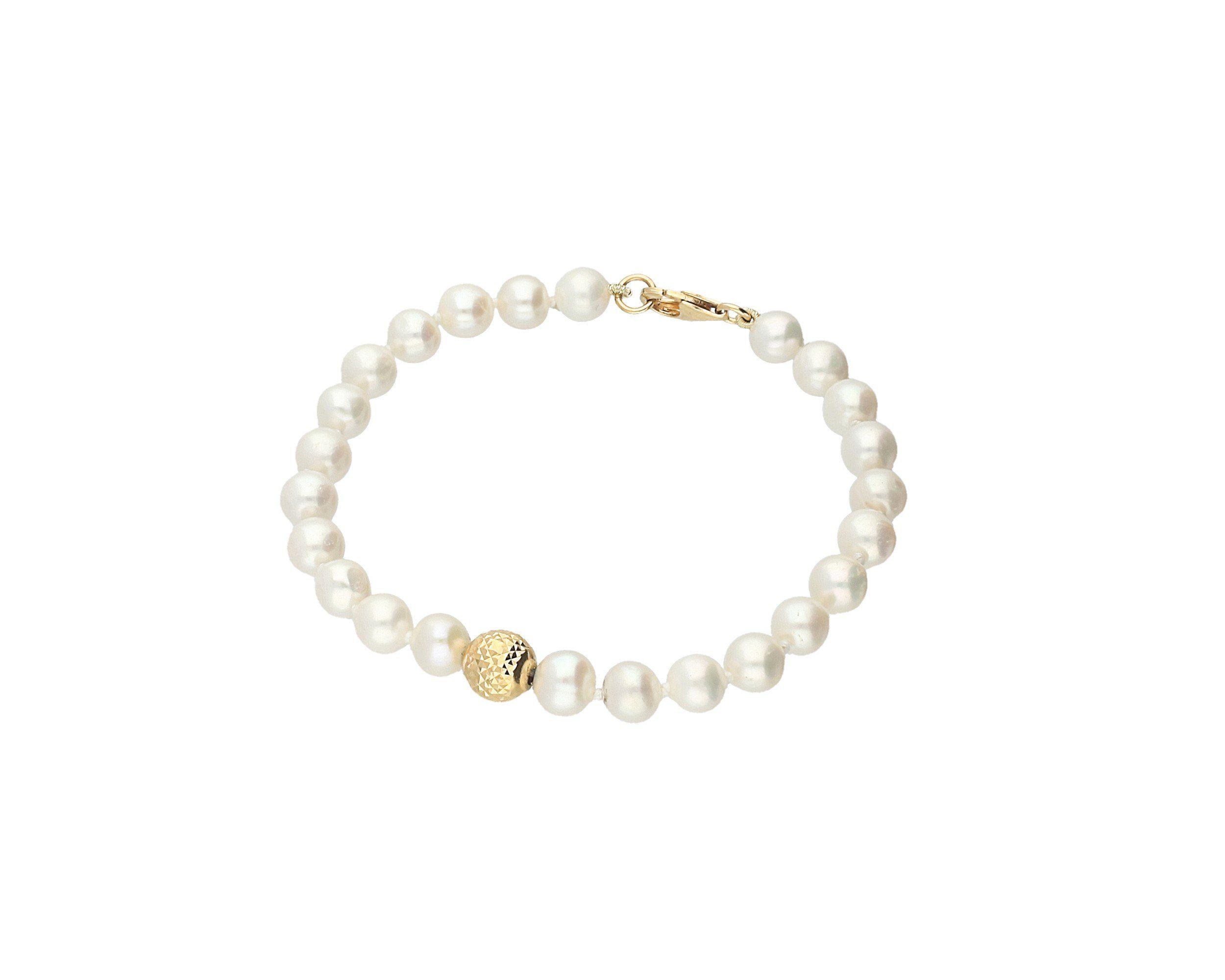 Vivance Perlenarmband White | Schmuck > Armbänder > Perlenarmbänder | Vivance