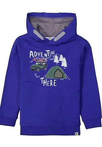 Garcia Kapuzensweatshirt »ADVENTURE IS OUT THERE« kaufen