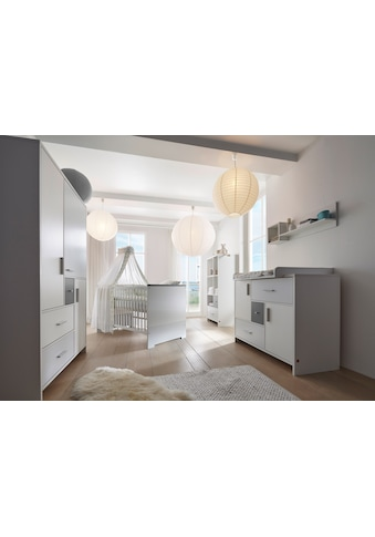 Schardt Babyzimmer-Komplettset »Candy Grey«, (Set, 3 tlg.), Made in Germany kaufen